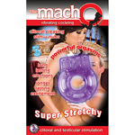 The Macho Vibrating Cockring