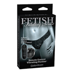 Shades of Grey Remote Control Vibrating Panties