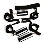 Official Fifty Shades of Grey Hard Limits Restraint Kit